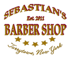 Sebastian's Barber Shop Logo